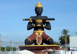 La visita a Battambang