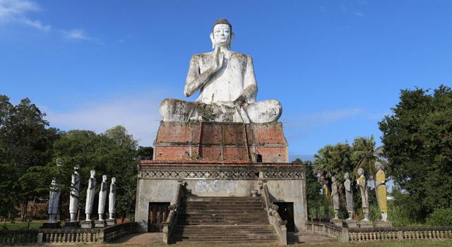 Il Tempio di Wat Et Phnom