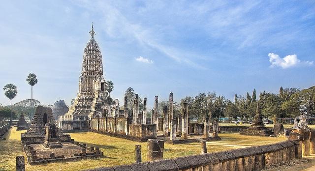 Parco storico di Sri Satchanalai