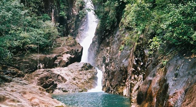 Relax alle cascate autentiche