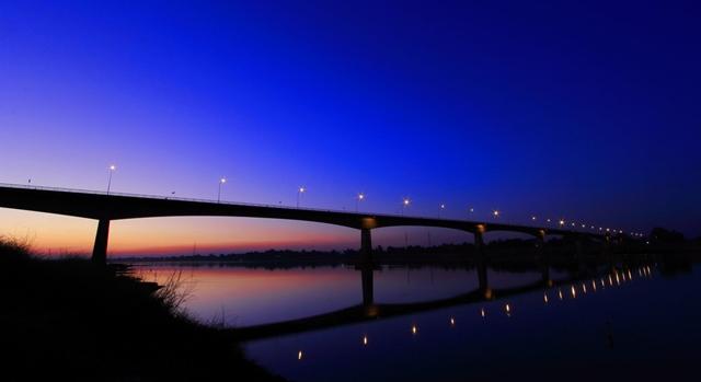 Il Ponte dell'Amicizia Lao-Thai