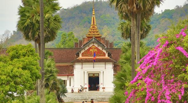 Il Museo Nazionale del Laos