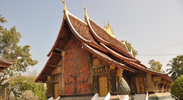 Il Tempio di Wat Xieng Thong