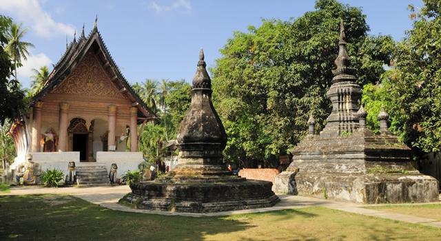 Il Monastero di Wat Aham