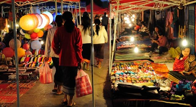 Il Mercato Etnico Notturno