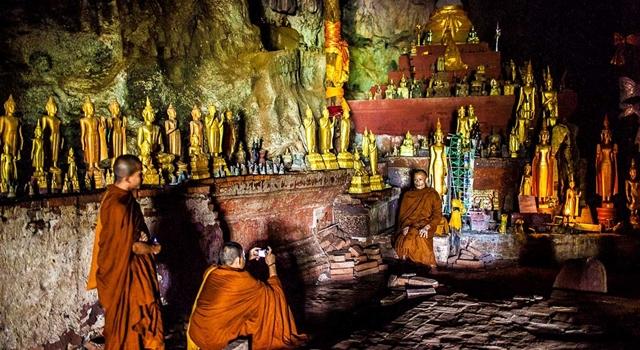 Le Grotte di Pak Ou