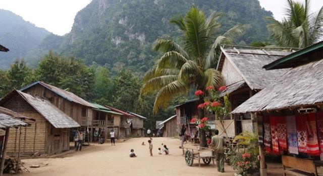 Villaggio di Ban Huai Ngai