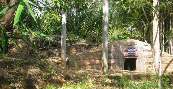 Tunnel di Vinh Moc