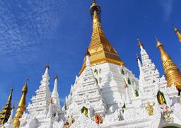 Yangon and around