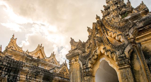 Monastero di Maha Aung Mye Bon Zan