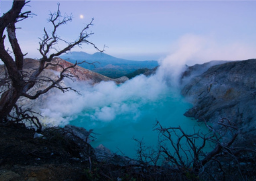 Vulcani Bromo e Ijen