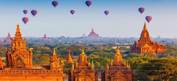 Benvenuti in Myanmar