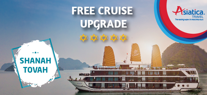 October: Free Cruises Upgrade