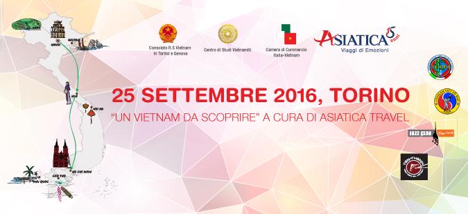 Asiatica Travel - Evento a Torino 09.2016