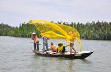 Fischerei-Tour