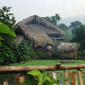 La casa del signor Toi ad Ha Thanh