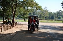 Angkor-Tour mit dem Tuk Tuk