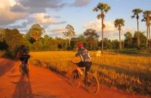 Angkor Radtour