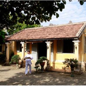 La casa antica del signor Phan Thuan An