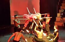 Cirque Phare Ponleu Selpak à Siem Reap