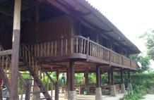 Nuit chez Binh à Muong Lo