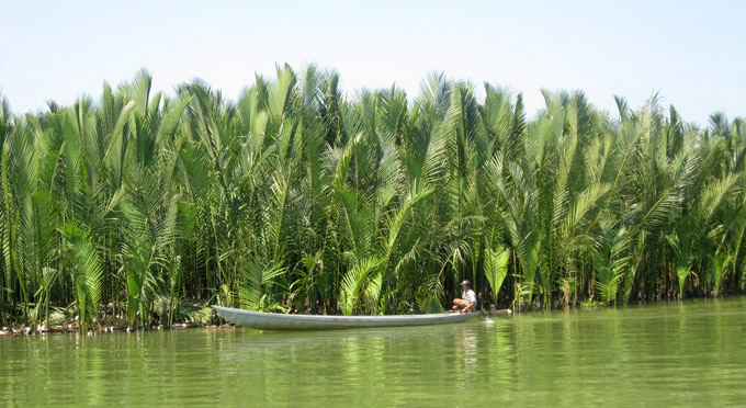 Fishing in Hoi An