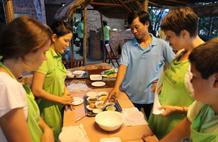 Cours de cuisine au village de Thuy Bieu, Hue