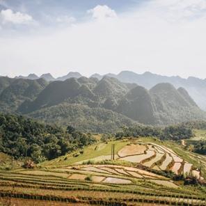 La Riserva Naturale di Pu Luong