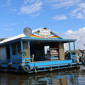 A day to discover Tonle Sap
