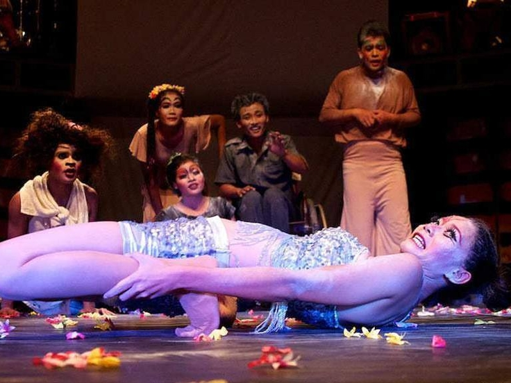Phare Circus Show in Siem Reap