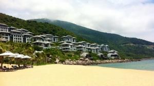 """Resort in Da Nang, Vietnam gewinnt den Preis """"World leding luxury resort 2014"""" von WTA"""