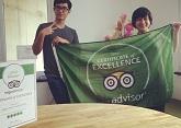 """Asiatica Travel riceve il certificato """"La Miglior Agenzia di Viaggi in Vietnam nel 2016"""""""