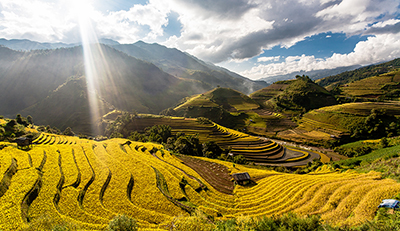 Mu Cang Chai - The paradise of North Vietnam, 23 - 29 March 2014