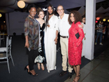 Supermodel Naomi Campbell visits Vietnam
