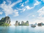 New airport will make it more convenient for tourists to visit Halong Bay
