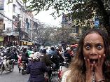 Vietnam il mondo della motocicletta