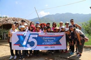 ASIATICA - 15 Jahre Reisen aus Leidenschaft
