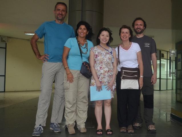 Asiatica Travel Recensioni - Testimonianze di Signora. Caterina Faggio