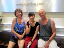 Asiatica Travel Recensioni - Testimonianze di Signora. Paola Fossati