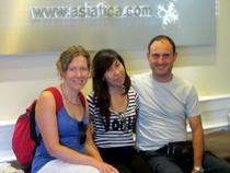 Asiatica Travel Recensioni - Testimonianze di Signore. Ulrich e Michela