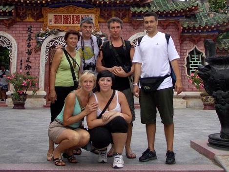 Asiatica Travel Recensioni - Testimonianze di Signore. Malisani Angelo Giorgio