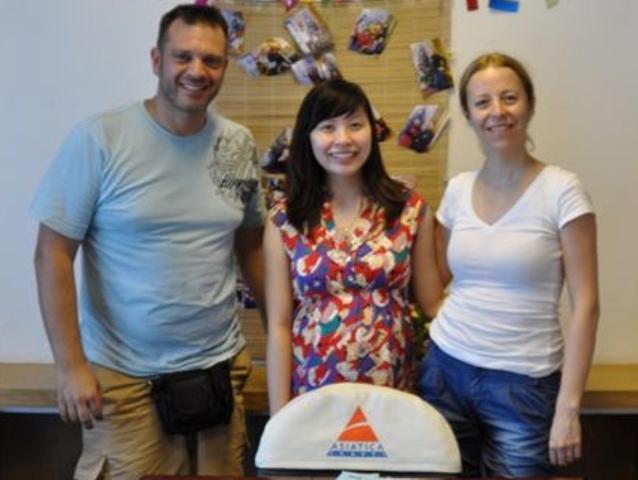 Asiatica Travel Recensioni - Testimonianze di Signora. Paola Verda