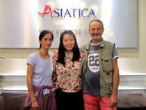 Asiatica Travel Recensioni - Testimonianze di Signore. Alberto Ferioli