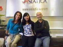 Asiatica Travel Recensioni - Testimonianze di Signora. Antonella Cioccarelli