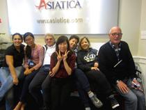 Asiatica Travel Recensioni - Testimonianze di Signora. Aprile Concetta