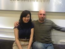Asiatica Travel Recensioni - Testimonianze di Signora. Cinzia Codoro