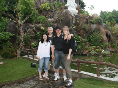 Asiatica Travel Bewertungen - Referenzen von Herr. Axel Boslau