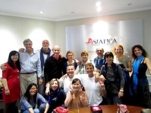 Asiatica Travel Recensioni - Testimonianze di Signore. Massimo Ferrari