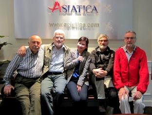 Asiatica Travel Recensioni - Testimonianze di Signore. Mauro Gagliardi