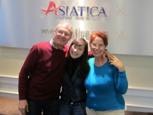 Asiatica Travel Recensioni - Testimonianze di Signore. Giovanni Prestipino